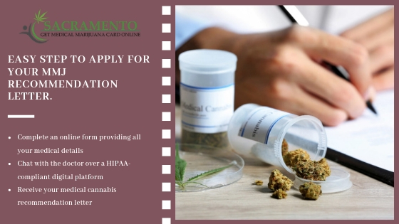 Easy Steps to Apply for Your MMJ Recommendation Letter