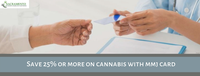 Sacramento Cannabis Card Renewal